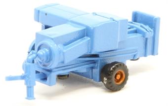 NFARM006 Baler Blue