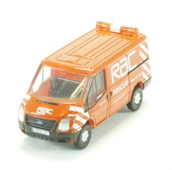 NFT003 RAC Ford Transit Van