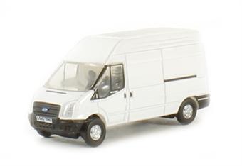 NFT006 Ford Transit LWB High in white