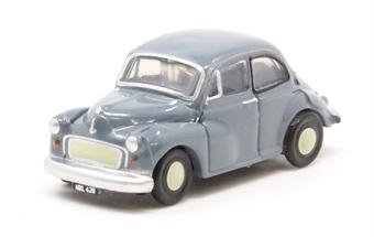 NMOS006 Morris Minor Saloon Clipper Blue