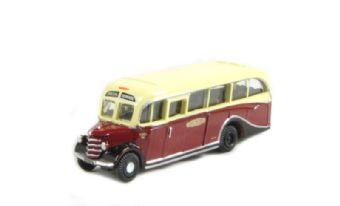 "NOB001 Bedford OB coach ""British Rail"""