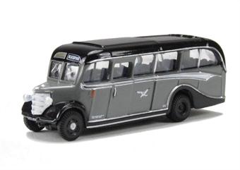 NOB009 Bedford OB Coach 'Seagull Coaches'