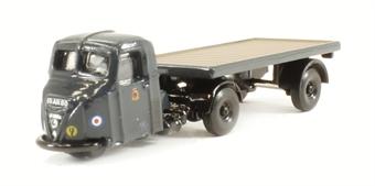 NRAB011 Scammell Scarab Flatbed Trailer RAF