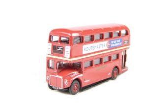 "NRM001 Routemaster d/deck bus in ""London Transport VLT 8"" livery"