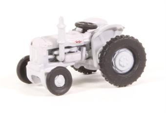 NTRAC004 Fordson Tractor matt grey