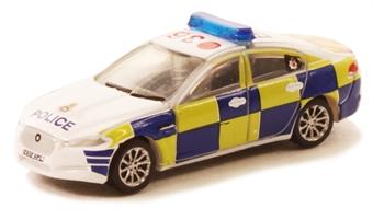 NXF008 Jaguar XF Police