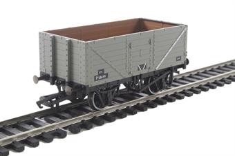 OR76MW7013B 7-plank open wagon in BR grey