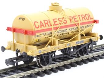 """OR76TK2002 12-ton tank wagon """"Carless Petrol"""""""