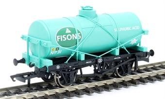 "OR76TK2005 12-ton tank wagon ""Fisons Sulphuric Acid"""