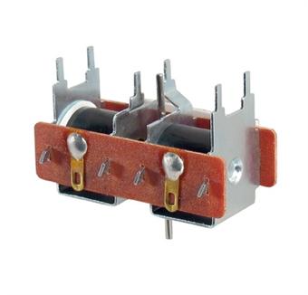PL-10 Solenoid point motor / switch machine