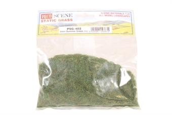 PSG-402 Summer grass, static grass 4mm - 20g bag
