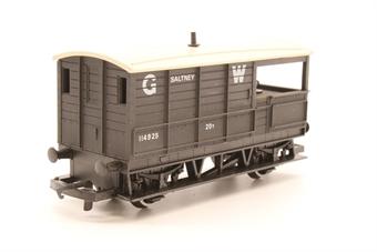R018Brake-PO41 G.W.R 20 Ton Brake Van - Saltney 114925 - Pre-owned - Replacement box