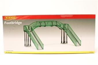 R076-PO48 Footbridge - Pre-owned - Good box