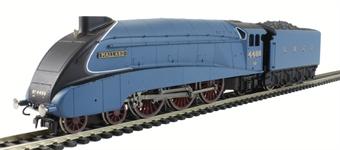 R1171Loco LNER Class A4 4-6-2 'Mallard' steam locomotive in LNER Garter blue (unboxed) Split from Flight Of The Mallard train set