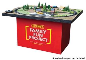 R1265 Hornby Family Fun Project - OO gauge model railway starter pack