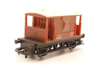 R218-Brake-PO36 B.R 20 Ton Brake Van B952698 - Pre-owned - Replacement box