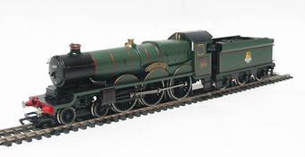 "R2455 Castle Class 4-6-0 ""Pendennis Castle"" 4079 in BR Green"