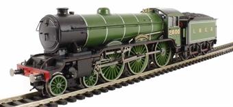 R2920X Class B17/1 Sandringham 4-6-0 2800 'Sandringham' in LNER Green - DCC fitted