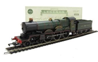 R3071M Castle Class 4-6-0 5029 'Nunney Castle' in Great Western Green