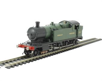 R3222 Class 42xx 2-8-0 4261 in Great Western Green