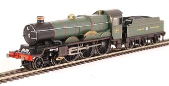 R3237 Class 4073 Castle 4-6-0 4073 'Caerphilly Castle' in Great Western green