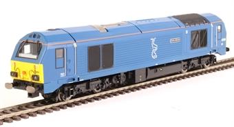 "R3388 Class 67 67004 ""Cairn Gorm"" in Caledonian Sleeper livery"