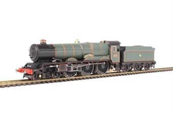 "R3408 Class 6000 King 4-6-0 6016 ""King Edward V"" in GWR Green with shirtbutton emblem"