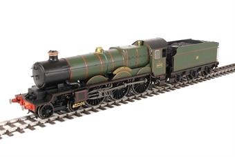 """R3454 Castle Class 4-6-0 5076 """"Drysllwyn Castle"""" in GWR Green"""