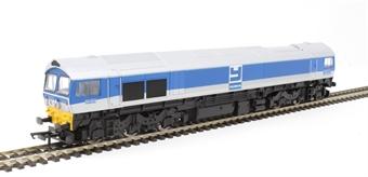 "R3666 Class 59/0 59004 ""Paul A. Hammond"" in Yeoman Aggregates livery - Railroad Range"