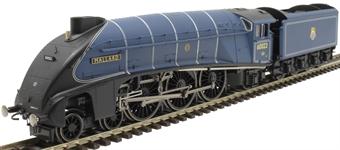"R3737 Class A4 4-6-2 60022 ""Mallard"" in BR blue with early emblem"
