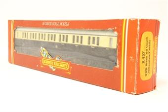 R456-PO74 G.W.R Composite Coach 6024 - Pre-owned - Incorrect box
