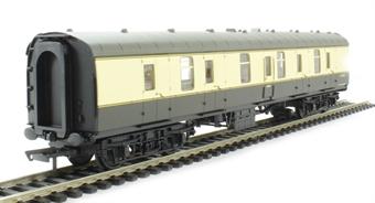 R4626 Mk1 BG full brake in BR chocolate & cream W80723 - Railroad range