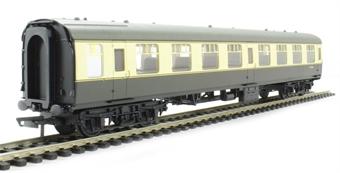 R4630 Mk1 TSO tourist second open W3796 in BR chocolate & cream - Railroad range