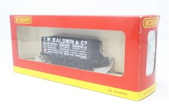 "R6238-PO10 7-plank wagon ""IW Baldwin & Co."" - Pre-owned - Very good box"