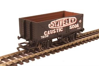 "R6811 Seven plank open wagon ""Staveley Caustic Soda"""