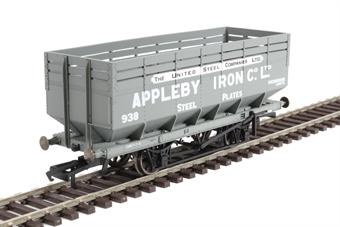 "R6821 LMS 20 ton coke wagon ""Appleby Iron Company, Frodingham"""
