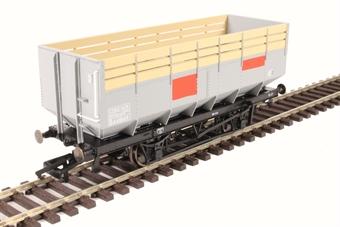 R6822A Diagram 1/151 20 ton coke hopper B448149 in BR grey