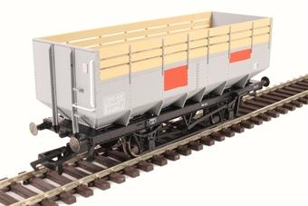 """R6822 Diagram 1/151 20 ton coke hopper B448144"""" in BR grey"""