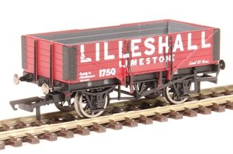 "R6866 5-plank open wagon ""Lilleshall Limestone"""