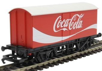 R6934 LWB Box Van in Coca-Cola® livery