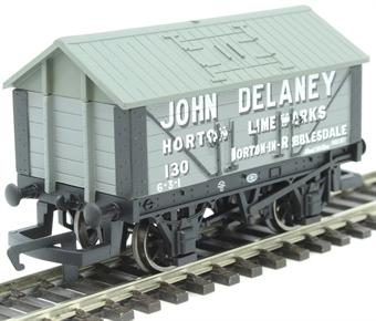 R6977 8 ton lime wagon John Delaney No. 130