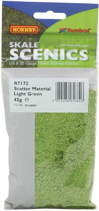 R7172 Scatter - Light Green