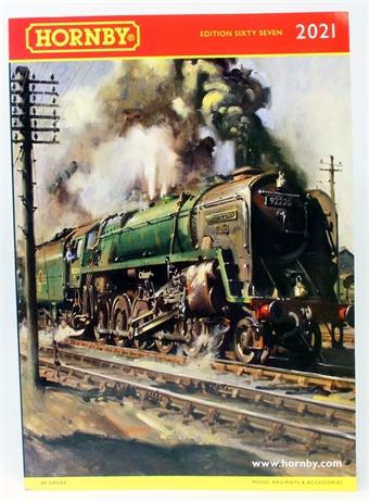R8160 Hornby 2021 range Catalogue - 67th Edition