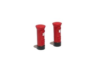 R8579 Pillar post boxes - pack of two - Skaledale Range
