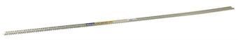 SL-102F 1 yard (91.5cm) length of finescale Nickel Silver concrete-sleeper flexible track.