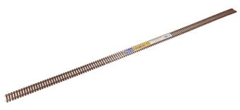 SL-104F Length of steel-sleeper flexible track