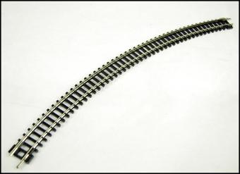 "ST-17 N Setrack No3 radius double curve (8 form a circle). 298.5mm/11.75"" radius"