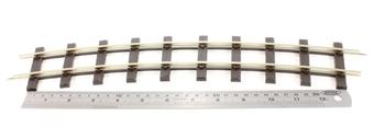 ST-607 Setrack second radius curve (965mm radius)