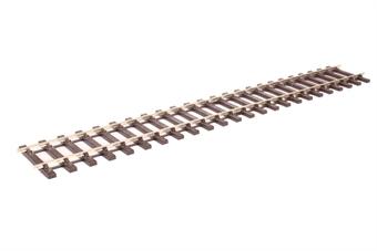"""ST-700 Setrack Bullhead straight 394mm (15.5"""")"""