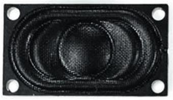 STX810113 35mm x 16mm 8 ohm speaker for Soundtraxx / Hornby TTS sound decoders